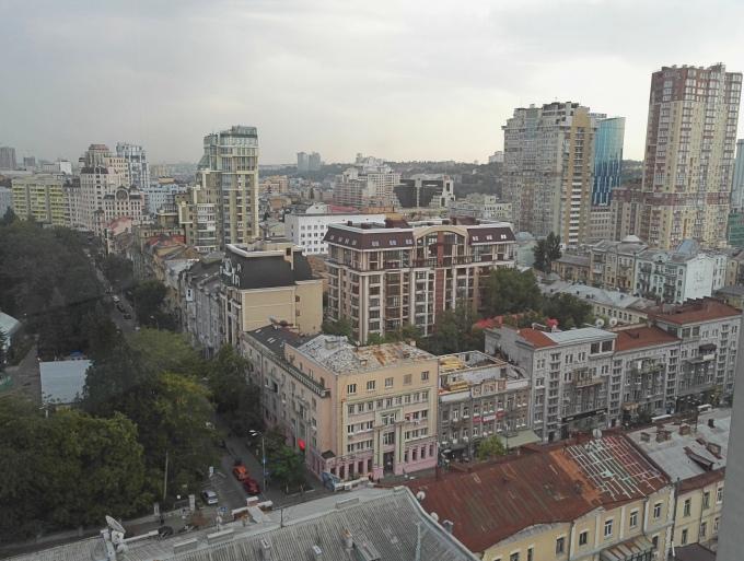 Kiovassa pariskuntamatkalla / Ukraina syyskuussa 2017