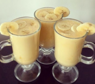 Banana Drink That Will Burn Stomach Fat Immediately