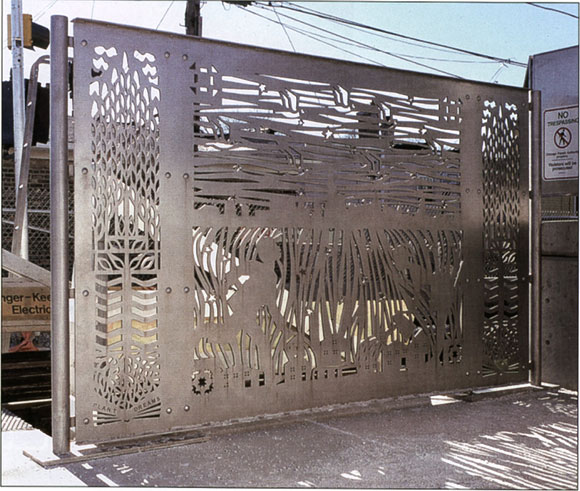 Decorative Garden Gates Home Depot