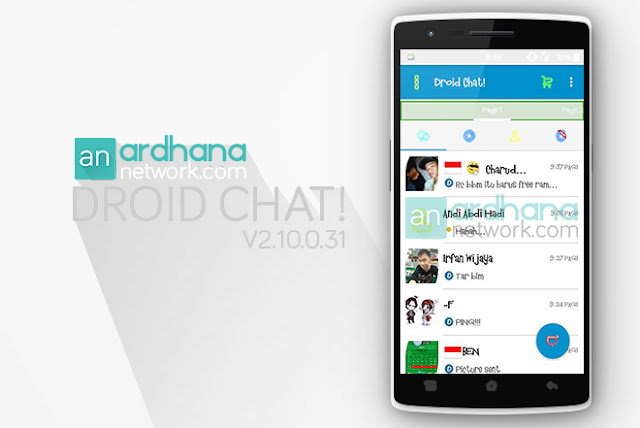 Droid Chat - BBM Android V2.10.0.31