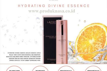 Lacoco Hydrating Divine Essence Tips Tepat Mencerahkan Kulit