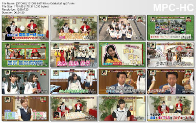 Download HKT48 no Odekake! Ep 37 Subtitle Indonesia