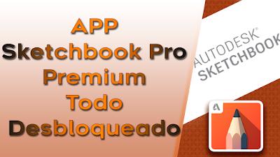APP Sketchbook Pro Premium Android
