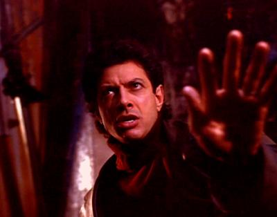Jeff Goldblum in Dean Koontz's The Hideaway