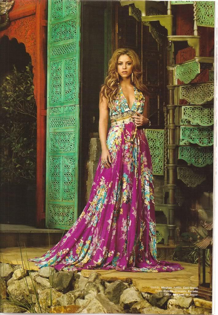 Shakira: Shakira Dresses