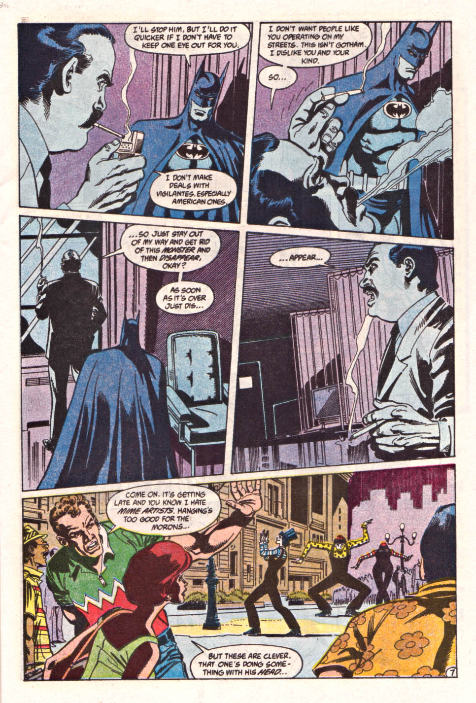 Detective Comics (1937) 640 Page 7