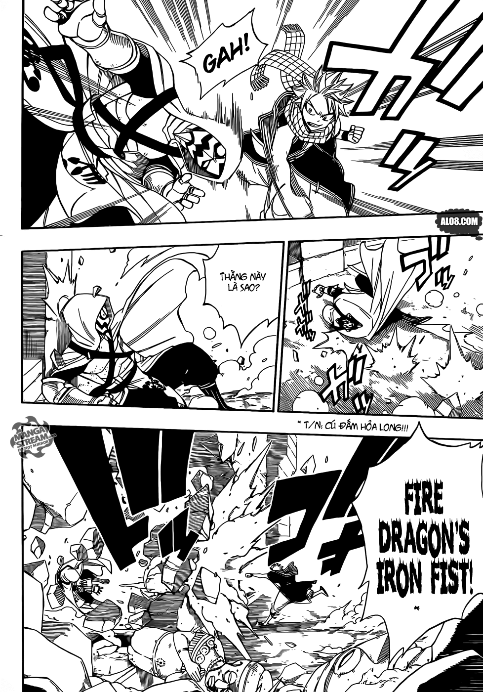 Fairy Tail chap 310 trang 14
