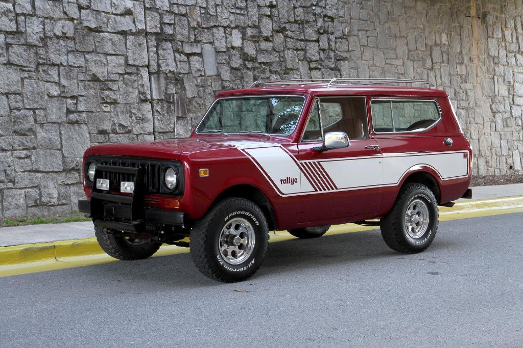 International Scout II Rallye 2 Door For Sale