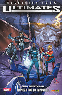 MARVEL ULTIMATES 1