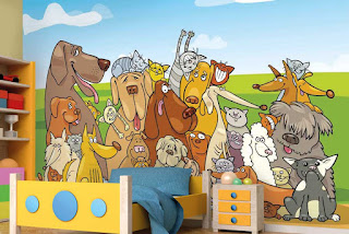 Kids Wallpaper For Walls