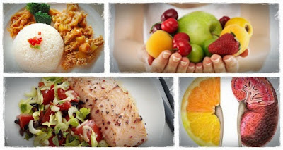 10 Makanan Sehat Bagi Penderita Gagal Ginjal