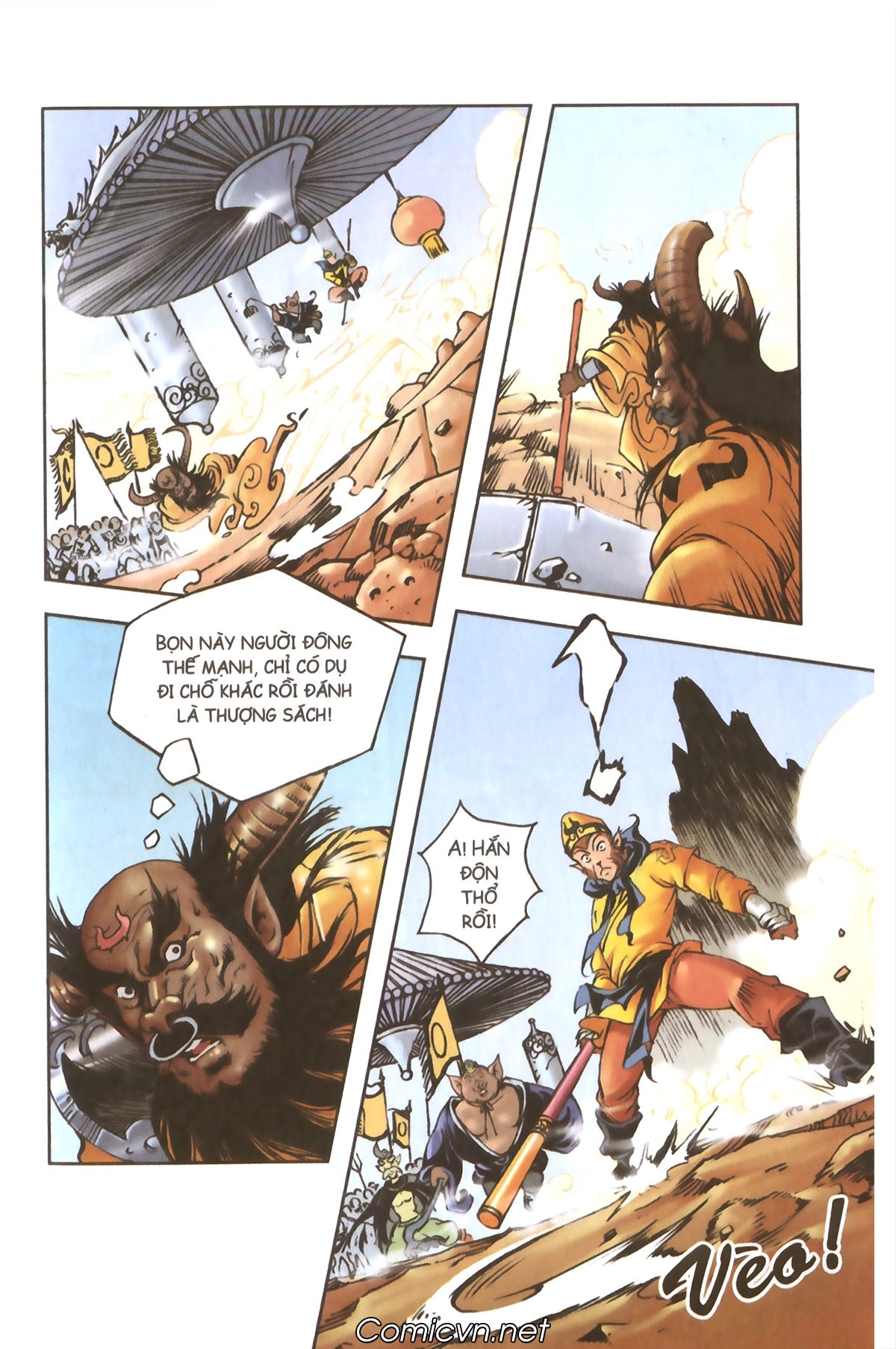 Tây Du Ký màu - Chapter 108 - Pic 22