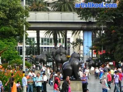 Escultura de Fernando Botero