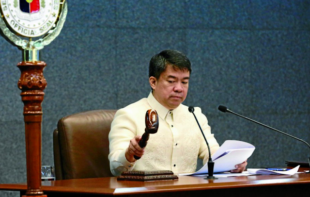 Ex-palace official warns Duterte of Pimentel: 'He wants to be president'
