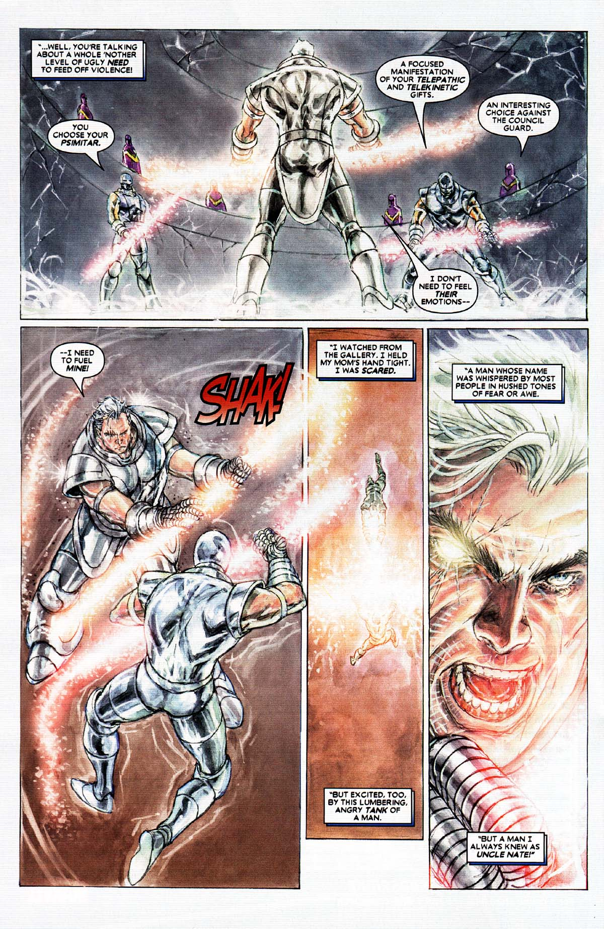 Read online X-Force (2004) comic -  Issue #2 - 13