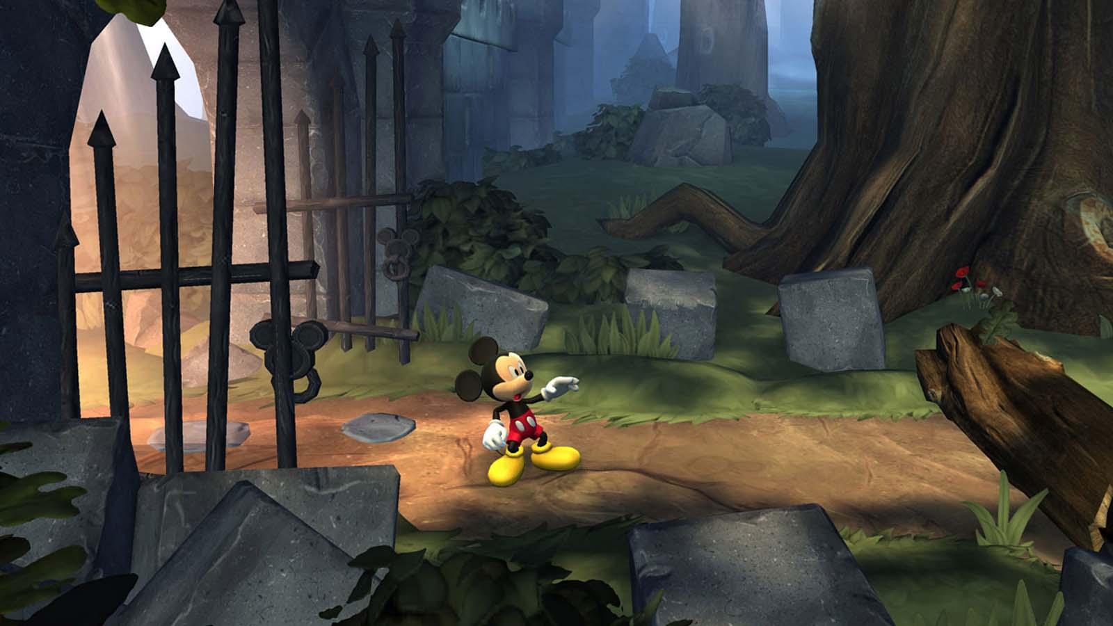 تحميل لعبة Castle Of lllusion مضغوطة برابط واحد مباشر + تورنت كاملة مجانا