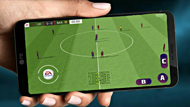 Download FTS 18 MOD FIFA 19 Graphics HD 200MB Android
