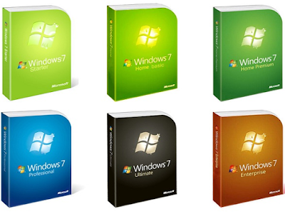 Free Downlaod Windows 7 Sp1 AIO 32 Bit Update Bulan September 2016