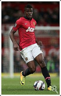 Wilfried Zaha Manchester United