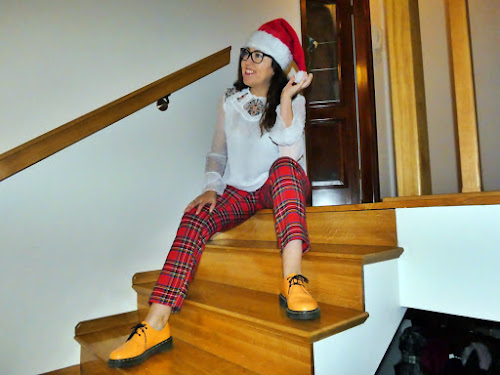 Merry Christmas, Top Secret, Dr Martens, H&M