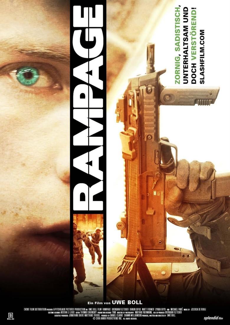 Rampage คนโหด ล้างโคตรโลก [HD][พากย์ไทย]
