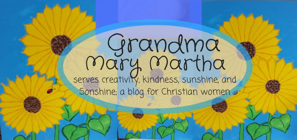 Grandma Mary Martha