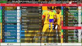 Download FTS 18 Mod Sriwijaya FC v2 by Reksi
