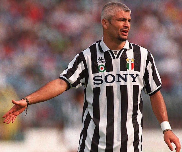 ... do Fabrizio Ravanelli