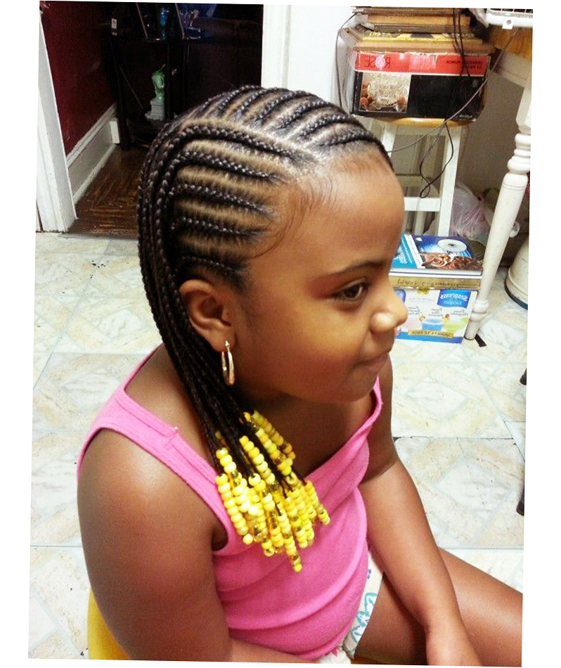 Graduation Hairstyles Girls: African American Kids Hairstyles 2016