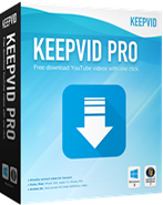 KeepVid Pro 7.3.0.2 poster box cover