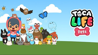 Toca Life: Pets Apk + Data For Android (paid)