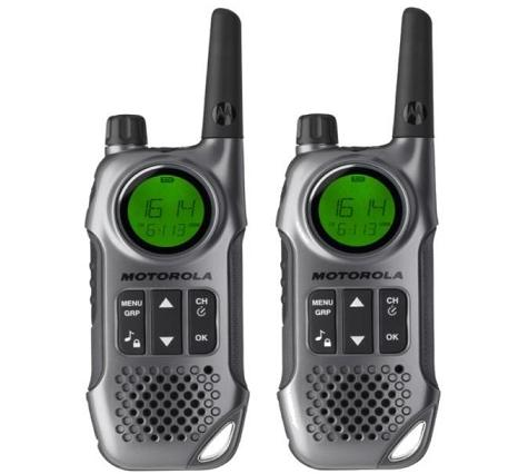 motorola talkie walkie tlkr