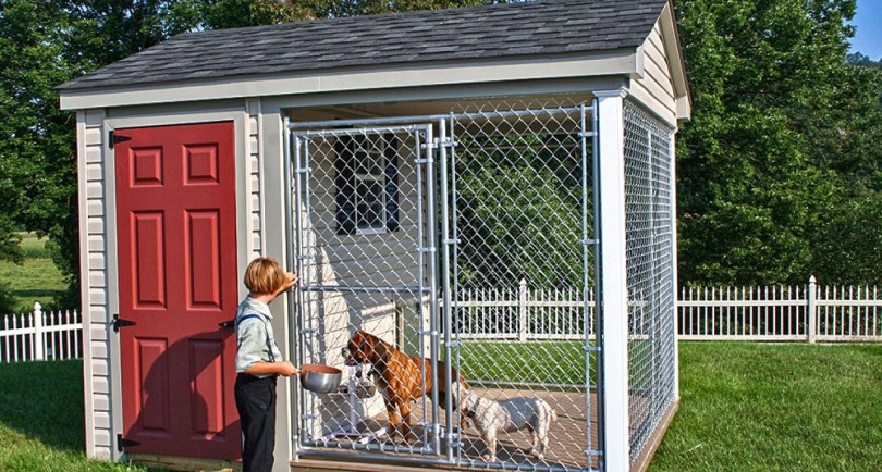 White House Dog Kennels