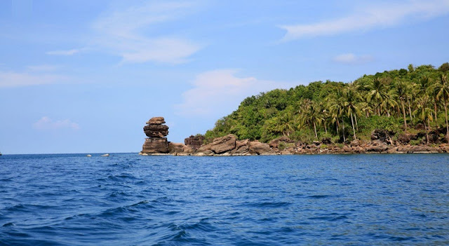 Paradise and memorable landcape in Phu Quoc 5