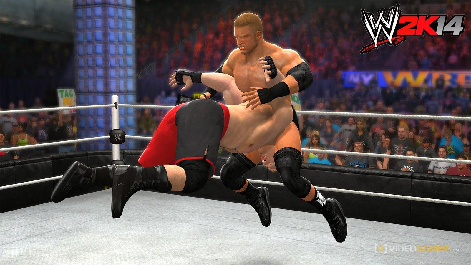 WWE K Triple H