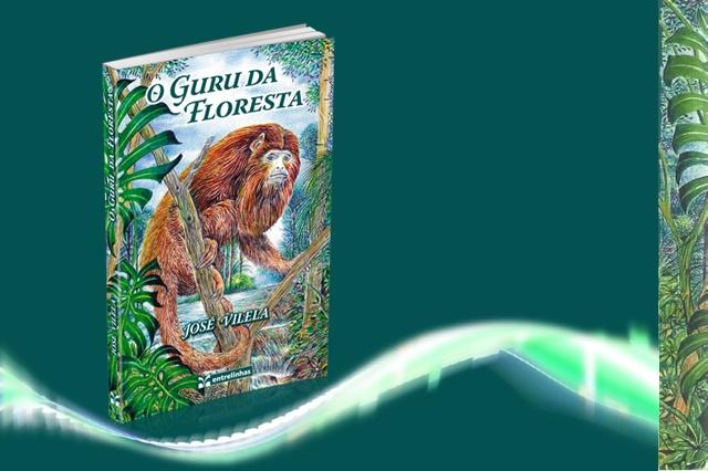 """""""O Guru da Floresta"""", de José Vilela"""