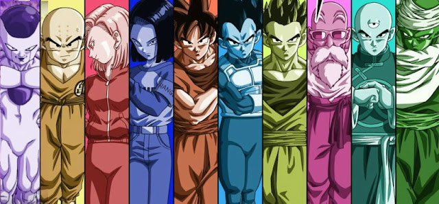Dragon Ball Super Universe Survivor Torneio do Poder