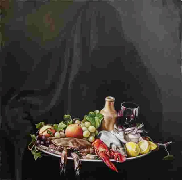 Немецкий художник. Johannes Vetter
