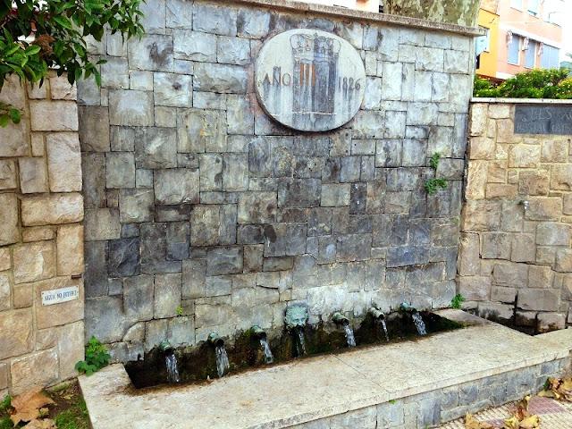 Font dels Xorros, la Font d'En Carròs