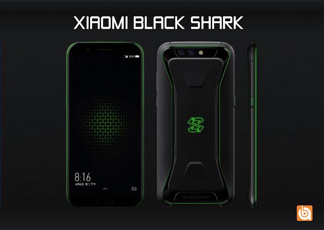 xiaomi black shark, black shark, xiaomi