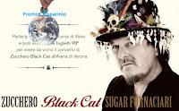 Logo Vinci gratis concerto Zucchero all'Arena di Verona e cofanetti CD autografati