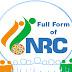 NRC Full Form in Hindi – एनआरसी (NRC) क्या है?