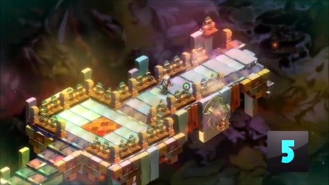 TOP 15 MOST SUCCESSFUL INDIE GAMES EVER MADE 5. Bastion