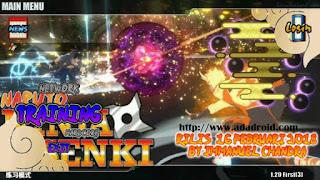 Naruto Ninja Senki by Immanuel Chandra Apk