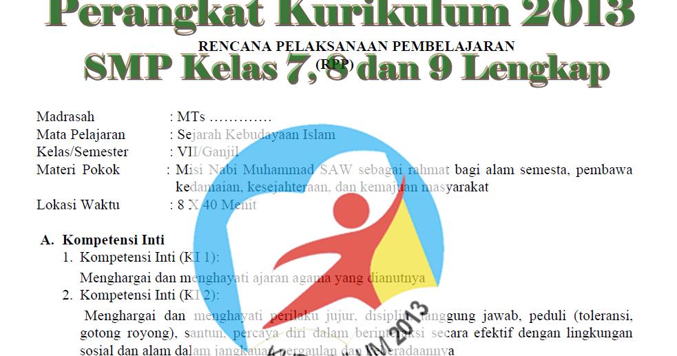 Prota Promes Fiqih Mts Kelas Vii Viii Ix.rar