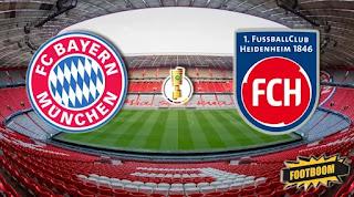 Бавария – Хайденхайм смотреть онлайн бесплатно 3 апреля 2019 прямая трансляция в 19:30 МСК.