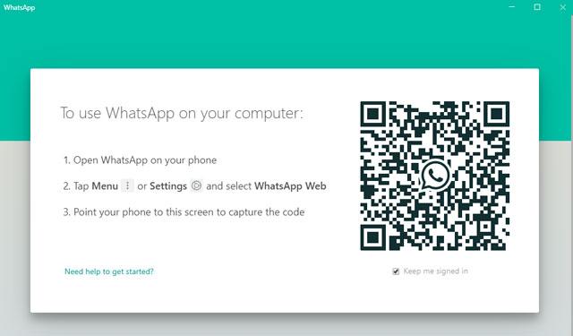 Cara Membuka WhatsApp for PC