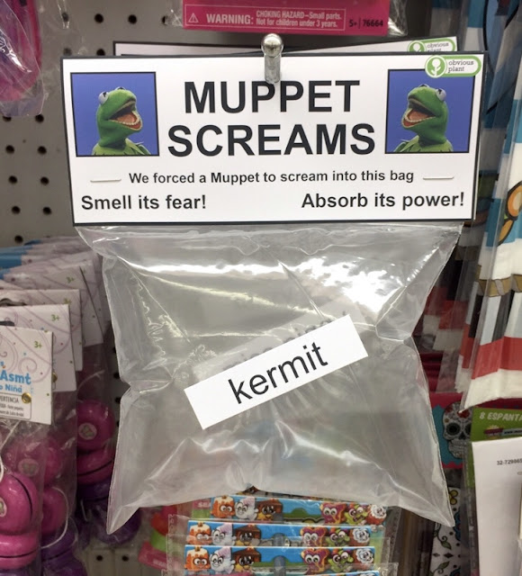Funny Muppet Screams Product