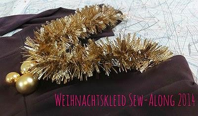 Weihnachtskleid Sew Along 2014