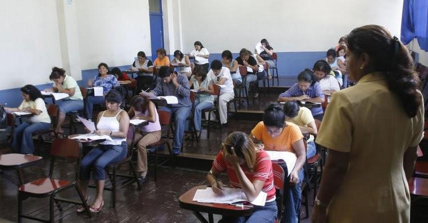 MINEDU: Cerca de 50,000 docentes aprueban evaluación de ascenso y clasifican a siguiente etapa - www.minedu.gob.pe